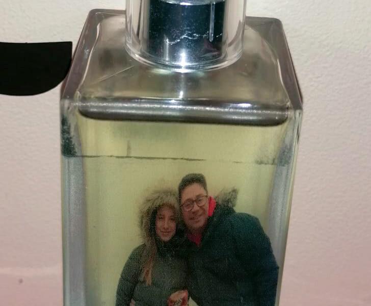 regalos personalizados perfumes